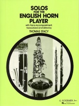 Solos For The English Horn Player - Cor Anglais
