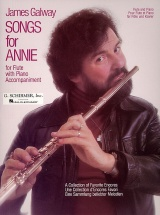 James Galway - Songs For Annie For Flute And Piano