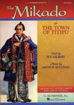 Gilbert And Sullivan The Mikado Opera - Choral
