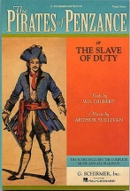 Gilbert And Sullivan Pirates Of Penzance Chor - Opera