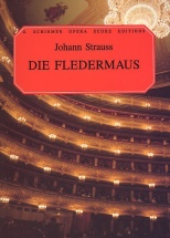 Johann Strauss Ii Die Fledermaus Opera - Opera