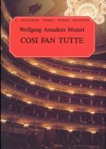W.a. Mozart Cosi Fan Tutte Opera - Choral