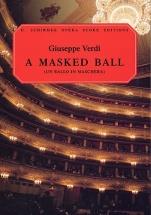 Giuseppe Verdi Un Ballo In Maschera Opera - Choral