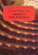 Christoph Willibald Gluck Orpheus And Euridice Vocal Score Opera Bo - Choral