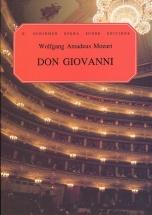 W.a. Mozart Don Giovanni Opera - Choral