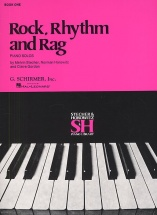 Rock, Rhythm And Rag Book 1 - Piano Solo