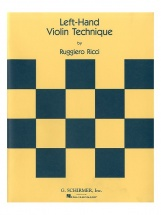 Ricci Ruggiero - Left-hand Violin Technique