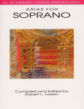 Opera Anthology Arias For Soprano Edited Larsen