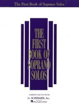 The First Book Of Soprano Solos - Soprano