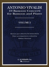 Vivaldi A. - 10 Bassoon Concerti Vol 2