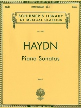 Franz Joseph Haydn - Complete Piano Sonatas Book 1 - Piano Solo