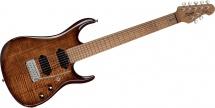 Sterling By Music Man John Petrucci Jp15 Flame Maple Island Burst 7 Cordes