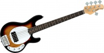Sterling By Music Man Stingray Classic 3-tone Sunburst, 5-cordes