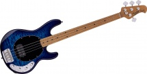 Sterling By Music Man Stingray - Quilted Maple Neptune Blue