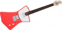 Sterling By Music Man St. Vincent Hh - Fiesta Red