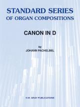 Canon In D-organ Solo - Organ