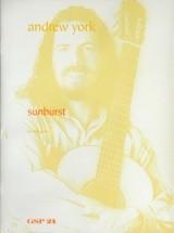 York A. - Sunburst - Guitare Solo