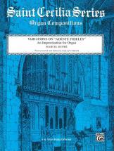 Dupre Marcel - Adeste Fidelis, Variations On - Organ