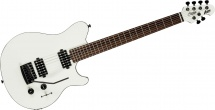Sterling By Music Man Axis White