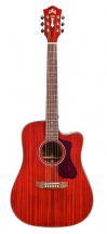 Guild Westerly D-120ce Cherry