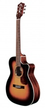 Guild Westerly D-140ce Sunburst