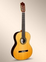 Alhambra Luthier India Cedre