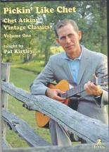 Atkins Chet - Pickin' Like Chet Vintage Classics Vol.1 - Guitare