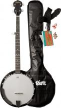 Washburn Pack Banjo B8 Natural