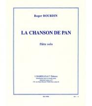 Bourdin R. - La Chanson De Pan - Flute Solo