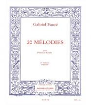 CHANT - CHORALE Voix Soprano : Livres de partitions de musique