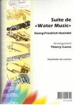 Haendel G.f. - Caens T. - Suite De Water Music, Avec Orgue