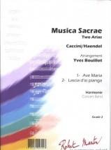 Caccini J., Haendel G.f. - Bouillot Y. - Musica Sacrea