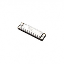 Fender Harmonica  Blues Deluxe  Sol Chrome