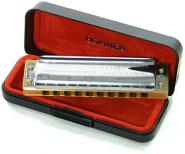 Hohner Harmonica  Marine Band Deluxe 10  - G Sol