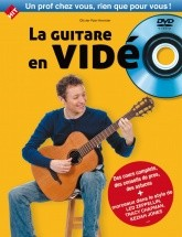 Pain-hermier O. -la Guitare En Video Livre + Dvd - Guitare