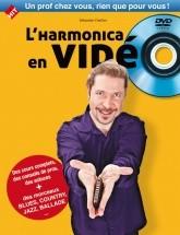 Charlier S. - L'harmonica En Video Livre + Dvd - Harmonica