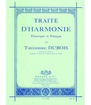 Dubois Theodore - Traite D'harmonie, Théorique Et Pratique