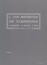 Beethoven L. Van - Symphonie Nr 7 Op. 92 En La Majeur - Conducteur De Poche