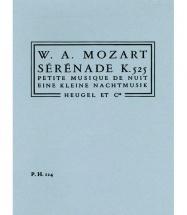 Mozart W.a. - Serenade Kv 525 - Petite Musique De Nuit - Conducteur Poche