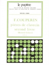 Couperin F. - Pieces De Clavecin - Livre 2