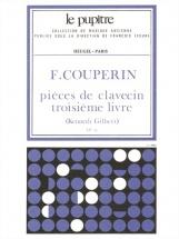 Couperin F. - Pieces De Clavecin - Livre 3