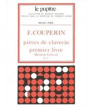 Couperin François - Pieces De Clavecin Livre 1