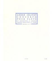 Jolivet Andre - Concerto Pour Flute