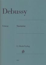 Debussy C. - Nocturne - Piano