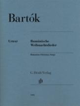 Bartok Bela - Romanian Christmas Songs - Piano