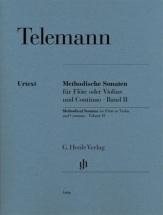 Telemann - Sonates Methodiques Vol.2