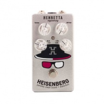 Henretta Engineering Heisenberg Parralel Clean Boost + Distortion