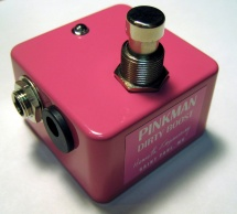 Henretta Engineering Pinkman Dirty Boost