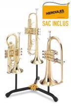 Hercules Stands Stand Triple De Trompette Cornet & Bugle Hercules Ds513