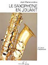 Londeix Jean-marie - Saxophone En Jouant Vol.2
